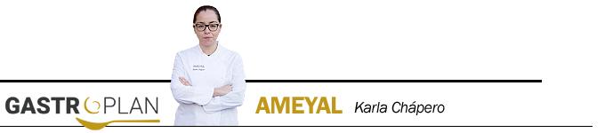 menu gourmet gastroplan ameyal