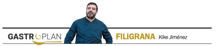 Gastroplan Filigrana Kike Jimenez