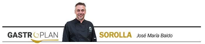 Gastroplan Restaurante Sorolla José María Baldo