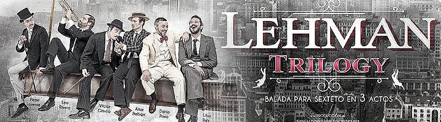 Entradas descuento Lehman Trilogy Valencia