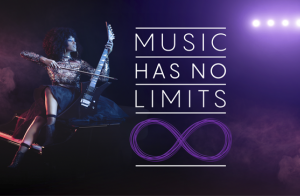 'Music Has No Limits': la playlist de tu vida
