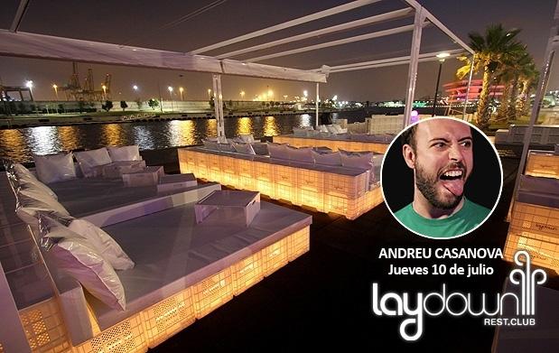 Andreu casanova mojito en laydown por 6 descuento 60 - Laydown puerto valencia ...