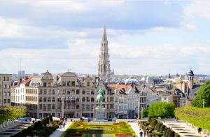 Escapada a Bruselas, Brujas y Gante