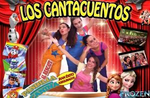 Cantacuentos & Pandilla Canina, al rescate
