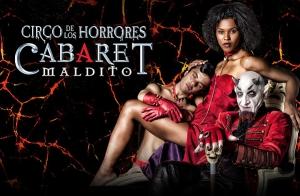 Cabaret Maldito Valencia (domingo 30 de octubre)