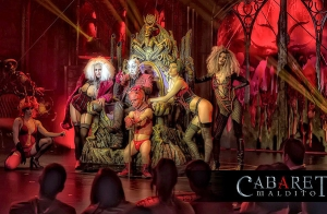 Cabaret Maldito Valencia (jueves 27 de octubre)