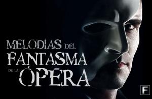 'Melodías del fantasma de la ópera' en el Flumen