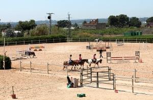 2 clases de inicio a la equitación por 20€