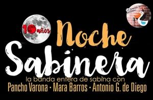 La Noche Sabinera cierra su gira en Valencia