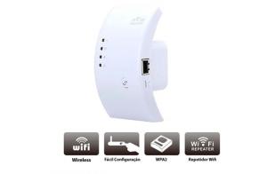 Repetidor WIFI N 300mbps amplificador