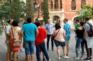 Tour guiado por el centro de Valencia + paella