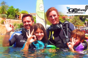 Curso y tour de snorkel para 1, 2 o 4 personas