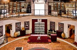 Visita bodega + museo del vino + cata + menú
