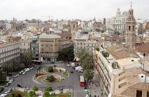 Visita guiada a Valencia para 2, 4 y 8 personas